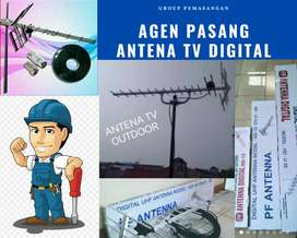 Paket Pasang sinyal Antena Tv Digital