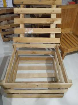 Crates for moving house