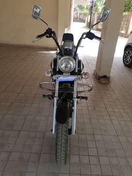 bajaj Avenger 220 cruise single user.. very good condition
