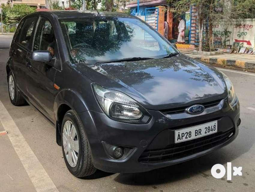 Ford Figo Duratorq Diesel EXI 1.4, 2011, Diesel 0