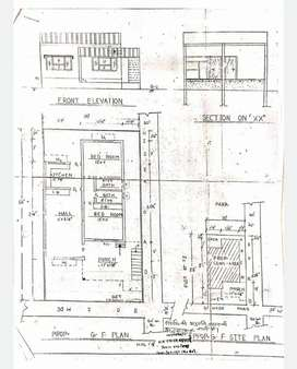 Property for sell with land