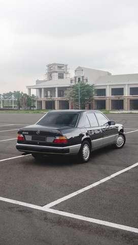Mercedes Benz W124 300E Boxer th 91 Manual Special Condition