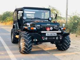 Open modified Jeep ready on customer order and demand
