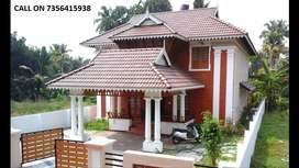 Fully Furnished AC  House for Daily Rental/Weekly Rental