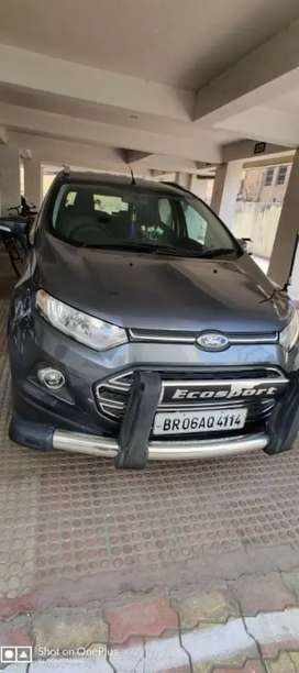 Ford Ecosport in an excellent condition less driven.
