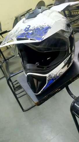 Helmet Vega company 2 month used