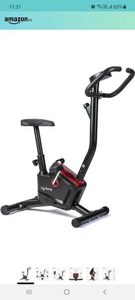 Exercise Bike for Weight Loss at Home with Display Resistance Control
