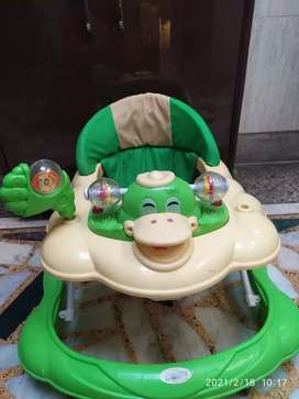 Baby walker in excellent condition
