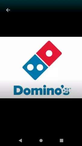 Domino's Hiring Delivery Boy