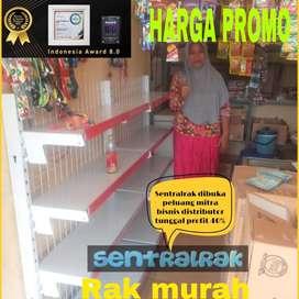 rak supermarket | jual rak gondola minimarket | rak murah | perlengkap