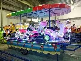 Pabrik mini coaster odong odong MRC ISI 12 RAA