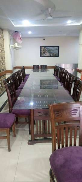 Hostel with Restaurant for Sale & Rent, Also Available on sharing