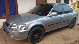 Honda city type-z 2001,v-tec