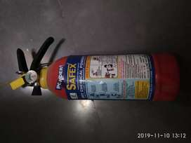 Fire Extinguisher Dry Chemical Powder 1.0 Kgs.