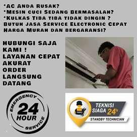 Service AC Tidak Dingin Servis Mesin Cuci Kulkas Tambak Gresik