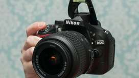 Nikon D5200 Camera Available For Rent