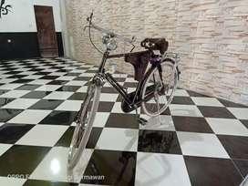 Sepeda Humber FA presnel orisinil