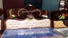 Buy Head Storage Wooden Cot At Best Price