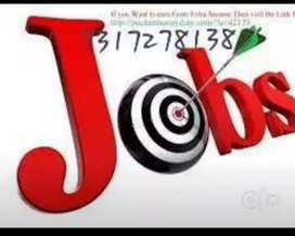 We do offers flexible online part time works