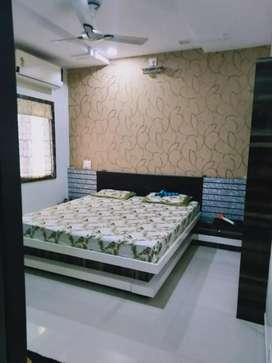 Luxurious Fully Furnished House available Nr. Big Bazzar  -J.J.ESTATE