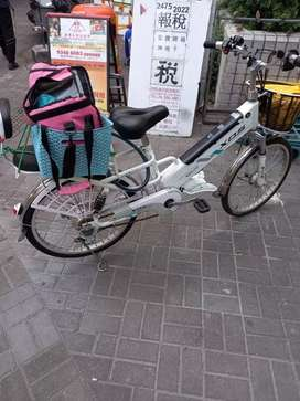 This bike used on battery no need fuel 50 to 60 km per charge.