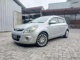 Hyundai i20 1.4 AT Tahun 2009 Bensin