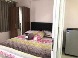 Disewakan 1 bedroom bulanan apartemen di bandung gateway pasteur