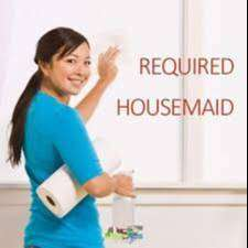 Female Housemaid required