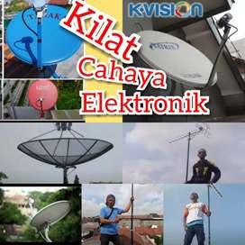 Ahrga peket Pasang Antena digital