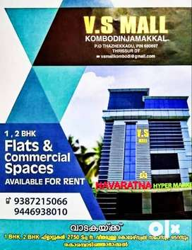 Flat Available For Rent at Kombodinjamakkal.