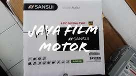 Head unit mobil merk Sansui