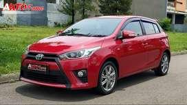 Toyota All New Yaris G AT CVT 2016 Km 40Rban Like New GRESS!!