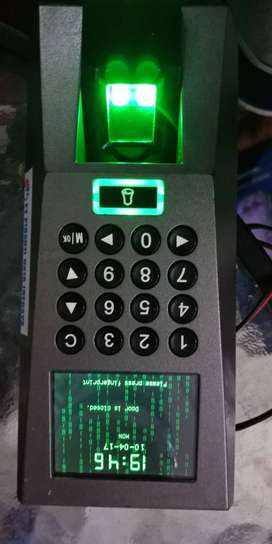 Mesin Fingerprint Access Control Door Access Sidik Jari Standalone