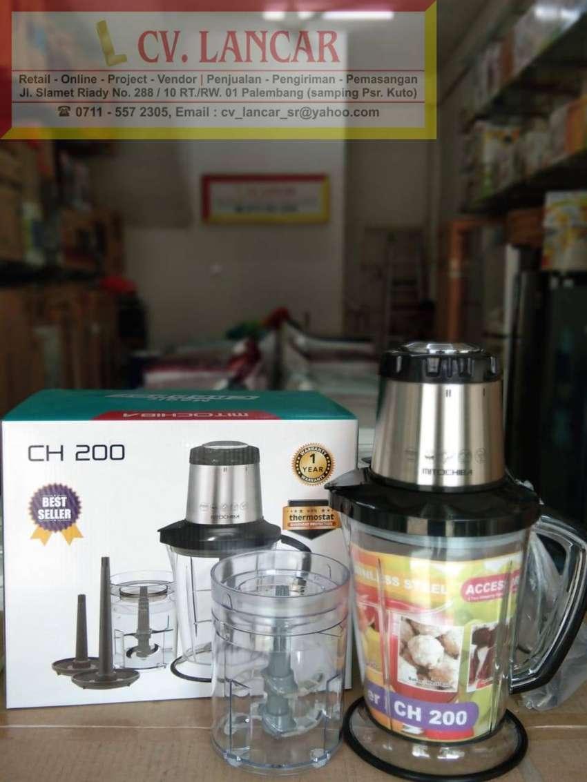 Food Chopper MITOCHIBA CH200 (GRATIS Ongkir bayar dirumah) 0