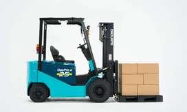 Rental Forklift Electric / Diesel SUMITOMO Lamongan
