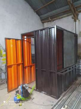 CONTAINER/KIOS/STAND/BOOTH/CONTAINER USAHA/CONTAINER DAGANG