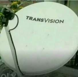 Gebyar promo Transvision HD Resmi Serang Spesial setahun hanya 790rb