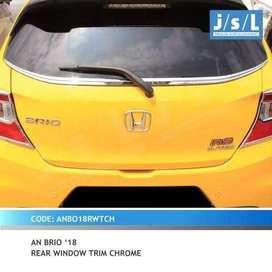 List Kaca Belakang All New Brio 18 || Kikim Variasi VETERAN -1