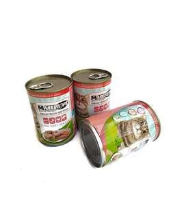 Markotop kaleng makanan basah kucing wet food TUNA 400 gram COD