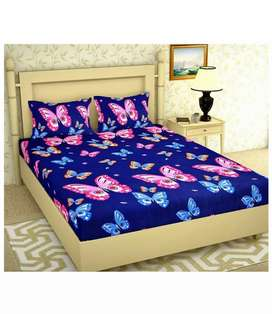 New Double Bed sheet
