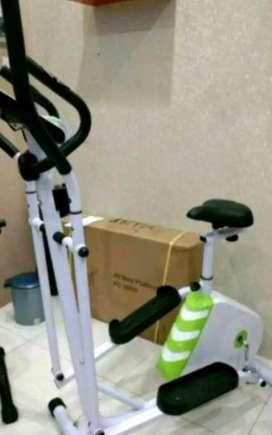 Sepeda statis eliptical bike