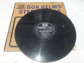 Piringan hitam / vinyl DON HELMS vintage koleksi langka jadul antik