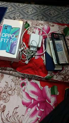 Oppo f17 fro