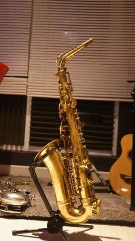 JUAL CEPAT Saxophone Alto Prelude Selmer (Nego)
