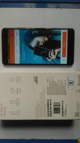 Mi Max 2 , 4GB+64GB, 5300mAh ,fast charging