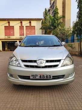Toyota Innova 2.5 G 7 STR BS-III, 2007, Diesel
