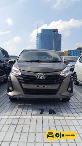 [Mobil Baru] Toyota Calya 2020