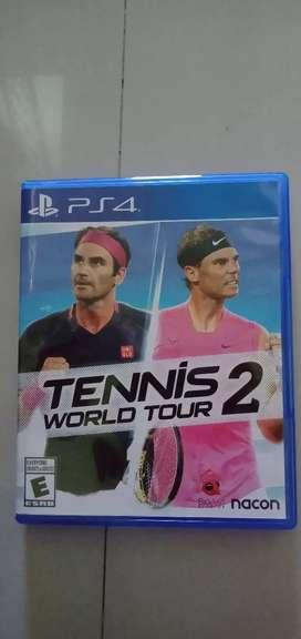 BD PS4 Tennis World Tour 2