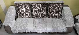 Sofa Set with cusions