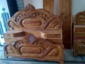 Diwan new teak wood